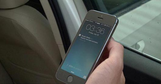Drivers warned over visible gadgets