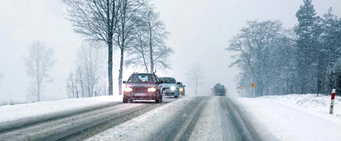 its4women.co.uk Winter Driving Tips