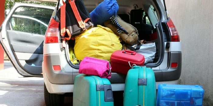Overloading your vehicle