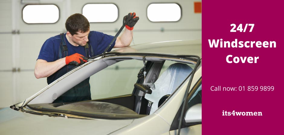You're automatically covered for windscreen and glass repairs when you buy car insurance